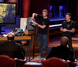 Swimming with Sharks: UNC Alum Tells What It's Like to Pitch the Sharks of ABC's 'Shark Tank'