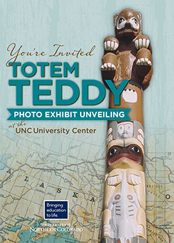 Totem Teddy Exhibit: You're Invited