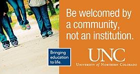 UNC billboard