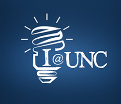 Innovation at UNC logo