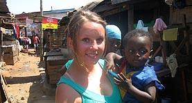 UNC student Rachel Rose Jackson