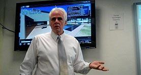 UNC Professor Tod Sedbrook