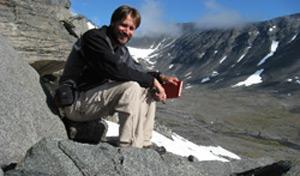 UNC professor Graham Baird