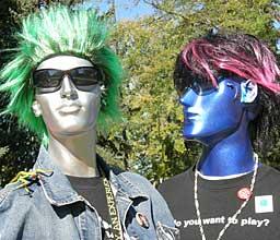 Audiology Mannequins