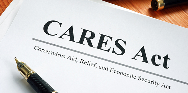 CARES Act generic image