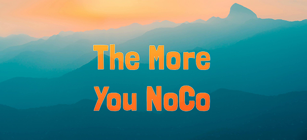 The More You NoCo podcast logo