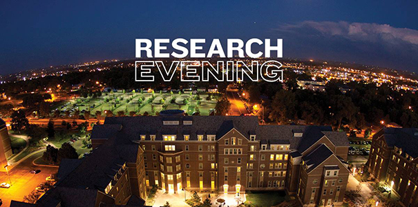 Fall 2018 Research Evening Award Winners