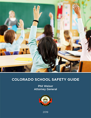 Cover of CO School Safety Guide