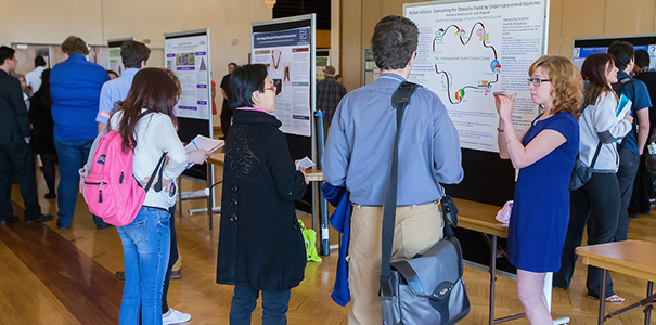 2016 Research Day event during Academic Excellence Week