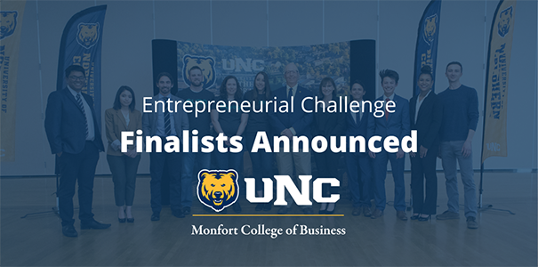 Finalists announced for e-challenge