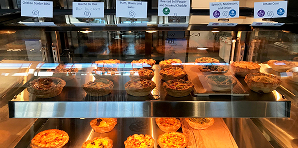 UNC Dining Services Pie Cafe is opened on al imited basis starting Jan. 7.