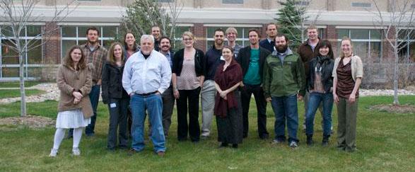 Grad students, 2013