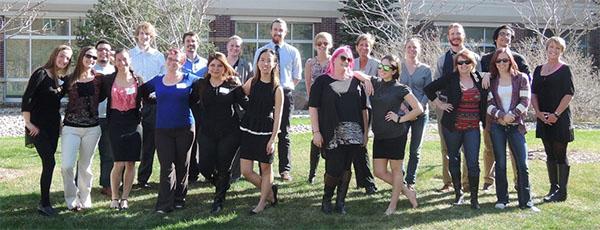 Graduate students 2016