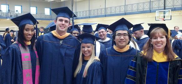 MBS 2012 Graduating Class