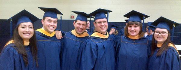MBS 2013 Graduating Class