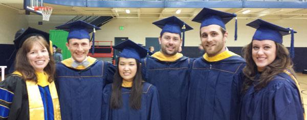 MBS 2014 Graduating Class