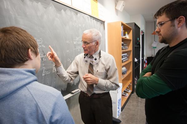 Pringle Teaching Students