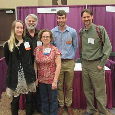 Geological Society of American conference attendees
