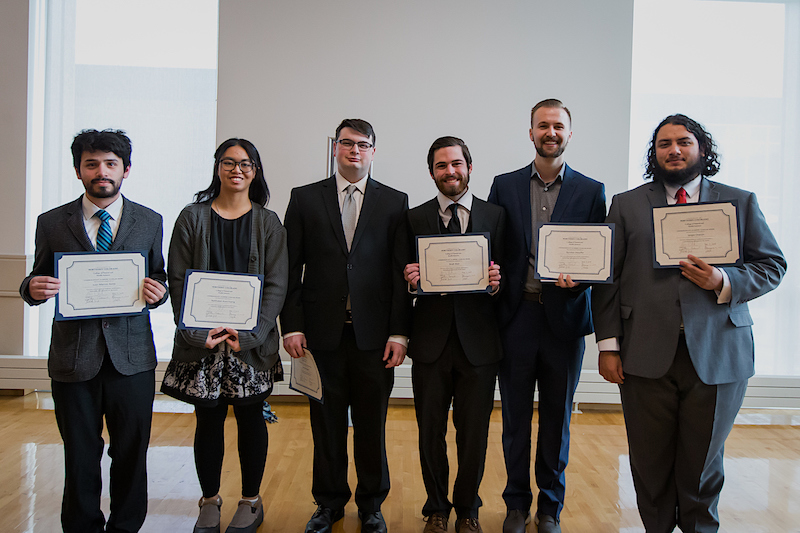 UNC Physics Academic Scholar Awards