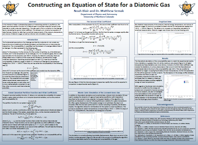 Equation of State Poster Blair