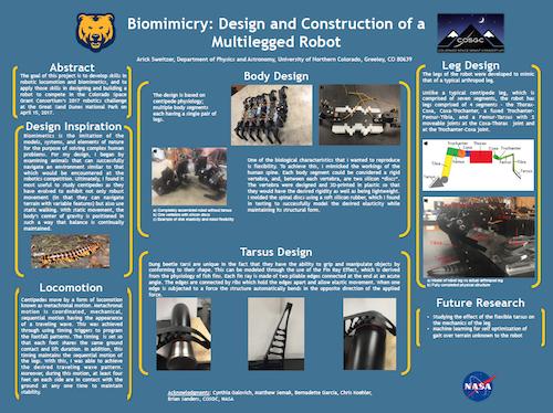 UNC Biomimicry Poster