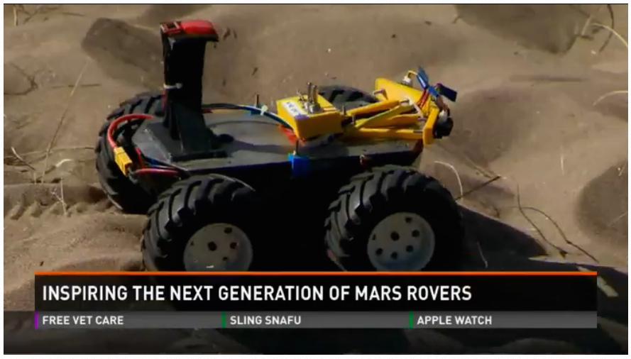 robot 9news