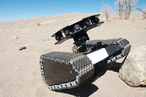 2011 robot