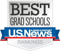 U.S. News and World Report Logo for Ranking Graduate Schools