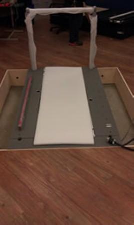 treadmill install