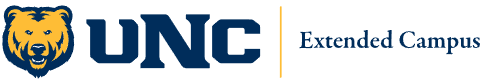 unc extended campus logo