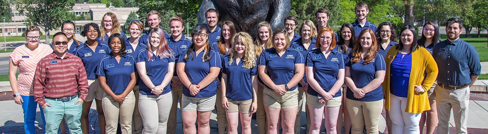 orientation staff 2017