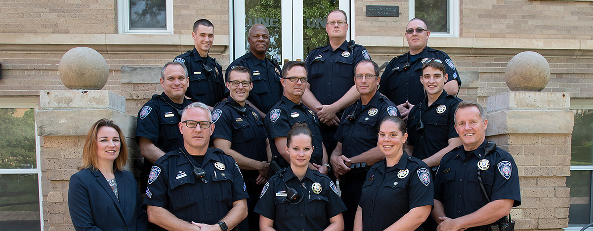 UNC Police Officers 2019