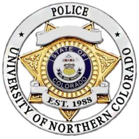 UNC Police Badge