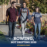 rowing not drifting 2030 cover