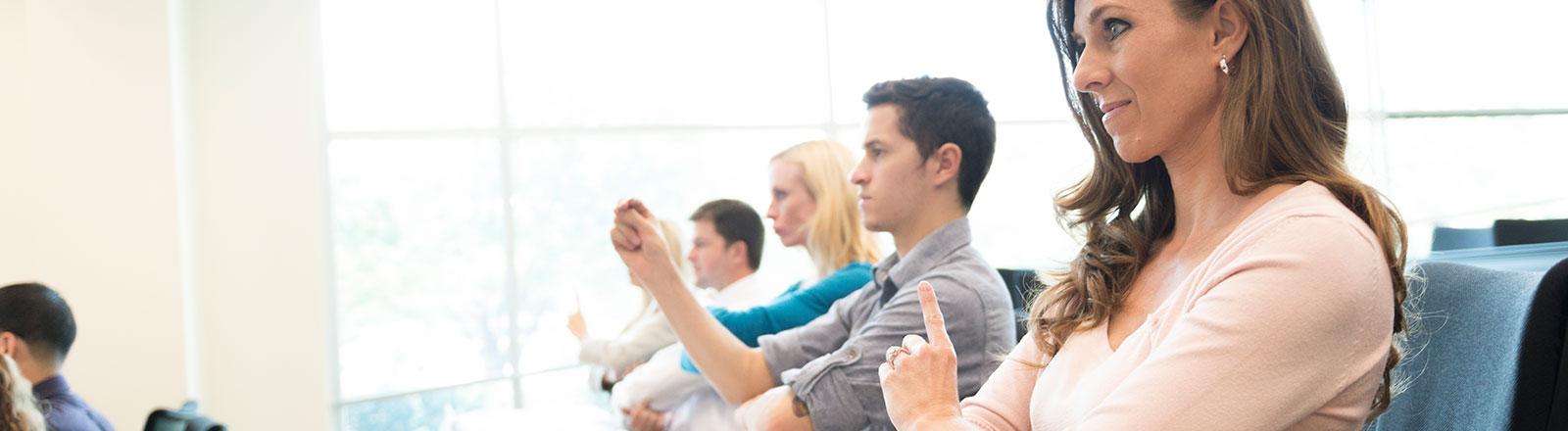 Teaching American Sign Language