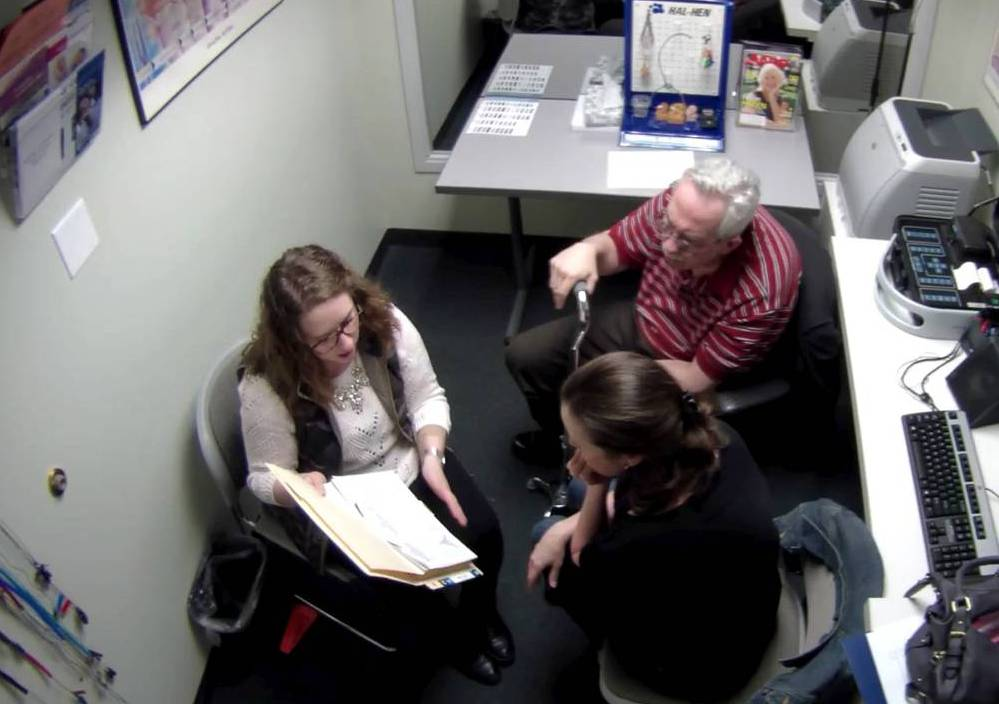 UNC research in Audiology