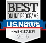 US News Best Online Programs Award