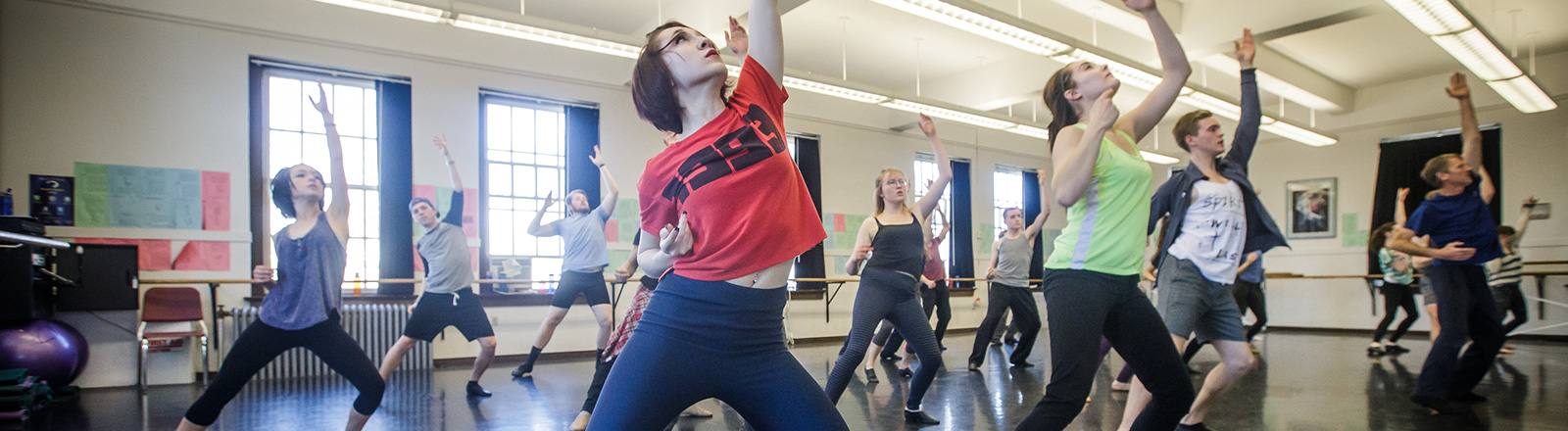 Dance Education MA at UNC