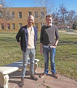Braden and Trevor
