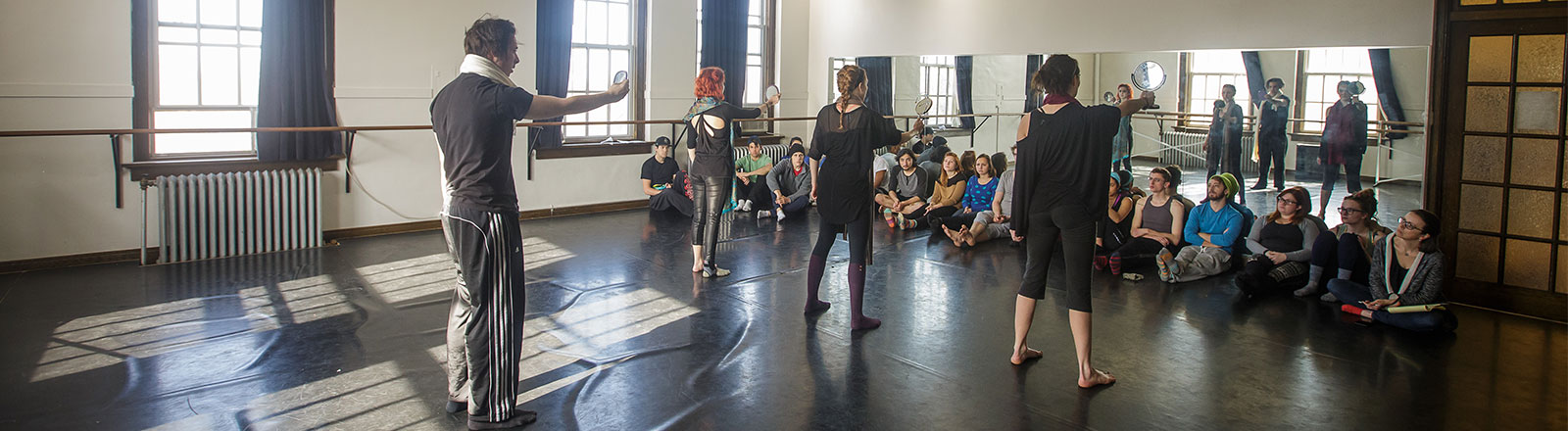 Theatre Education MA at UNC