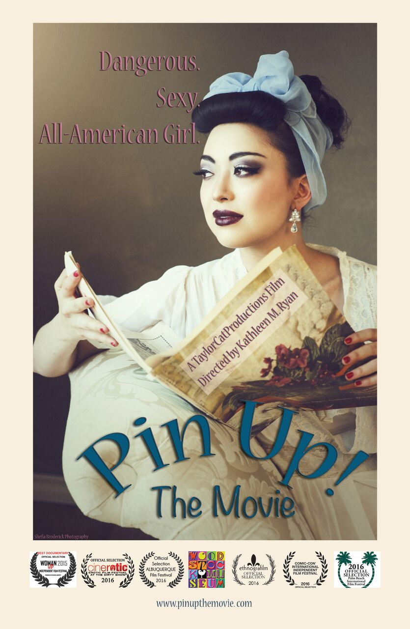Pin Up Movie Poster