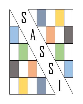 SASSI acronym logo color