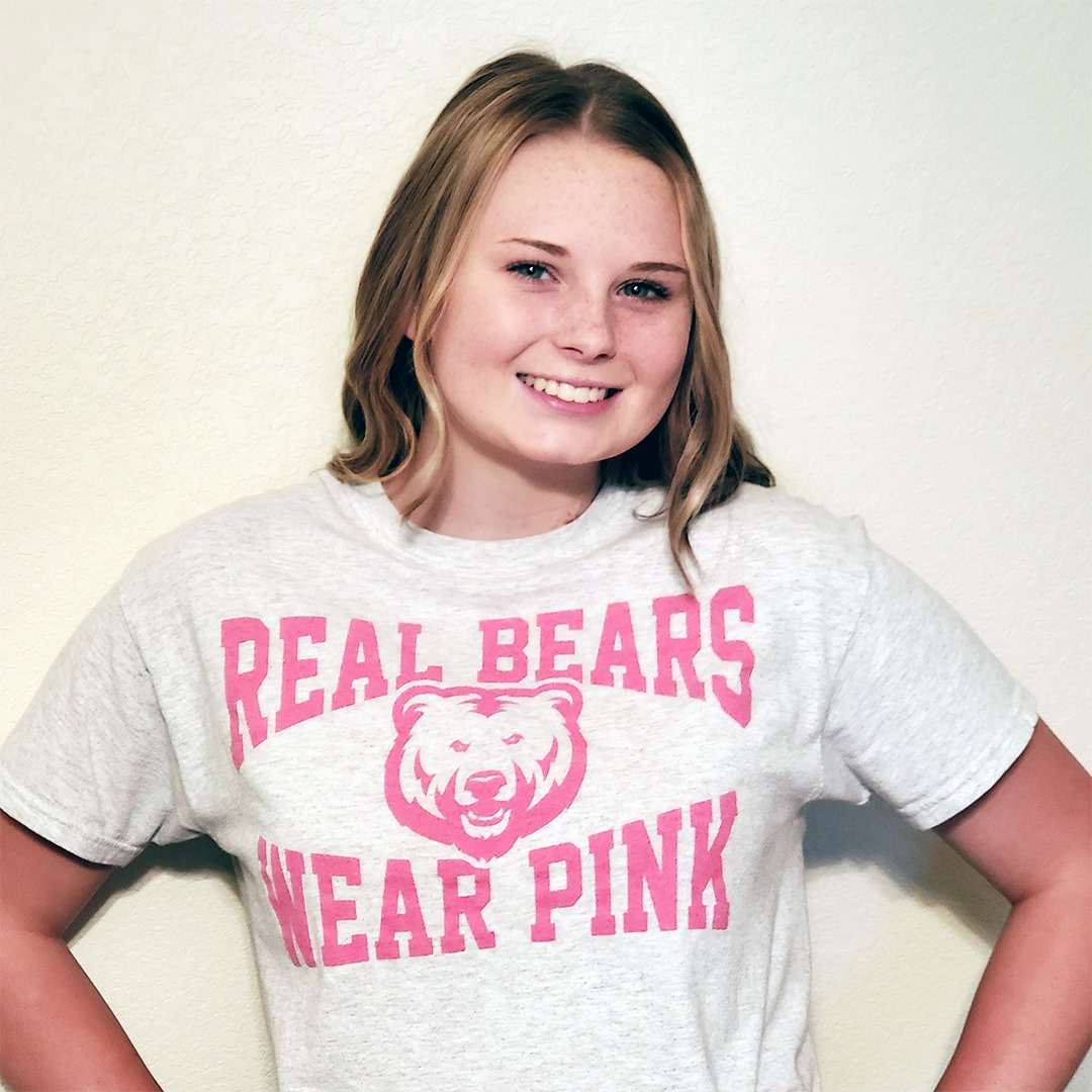 Real Bears Wear Pink tshirt