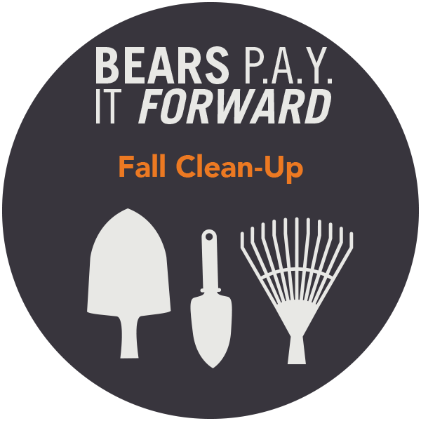 Bears PAY It Forward logo