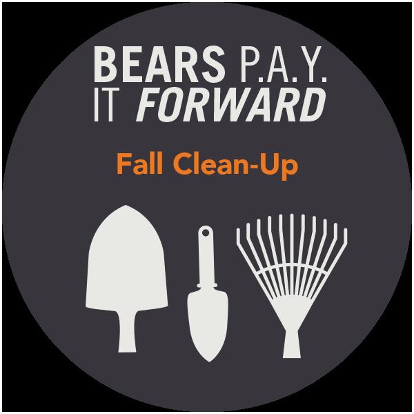 Bears PAY It Forward logo
