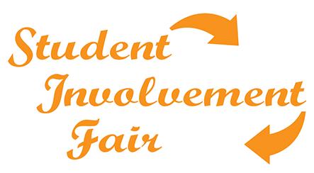 Student Involvement Fair logo