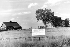 J.M.B Petrikin's farmhouse