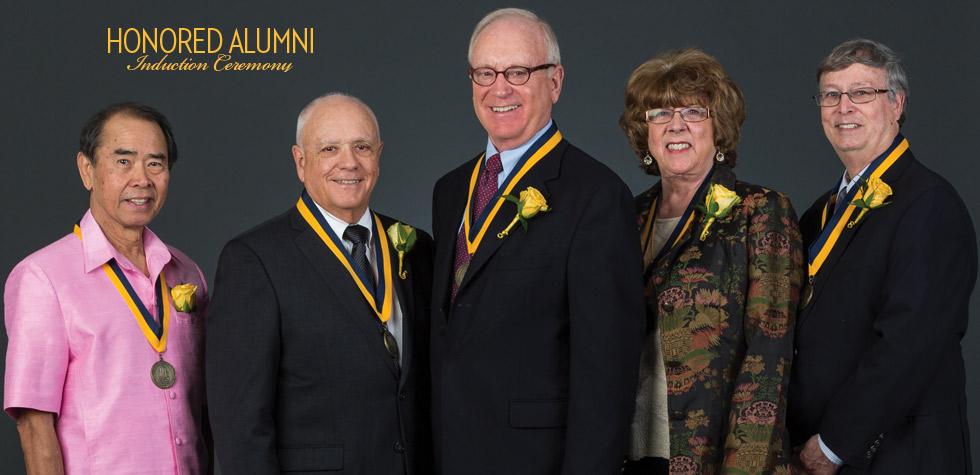 Honored Alumni 2016