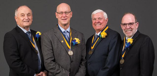 Honored Alumni