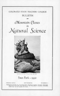 1930 Brochure